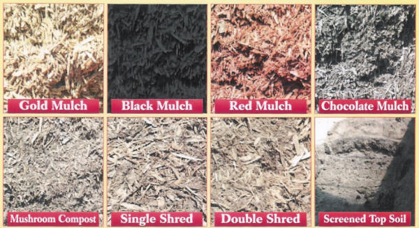Mulch / Bark