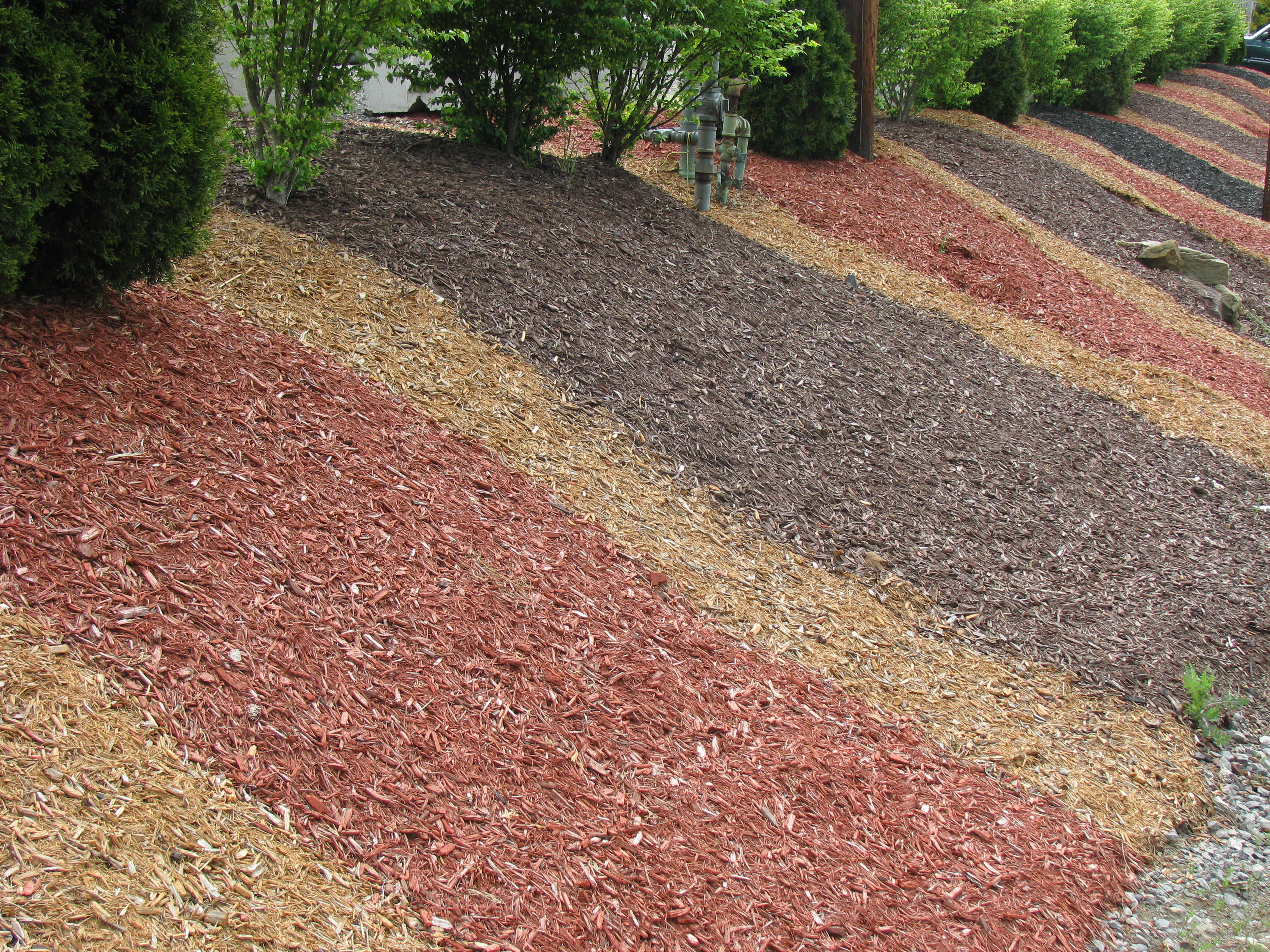 Mulch Display